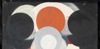 Dipinto dell'artista Mario Russo - collezione privata Archivio Mario Russo Torino